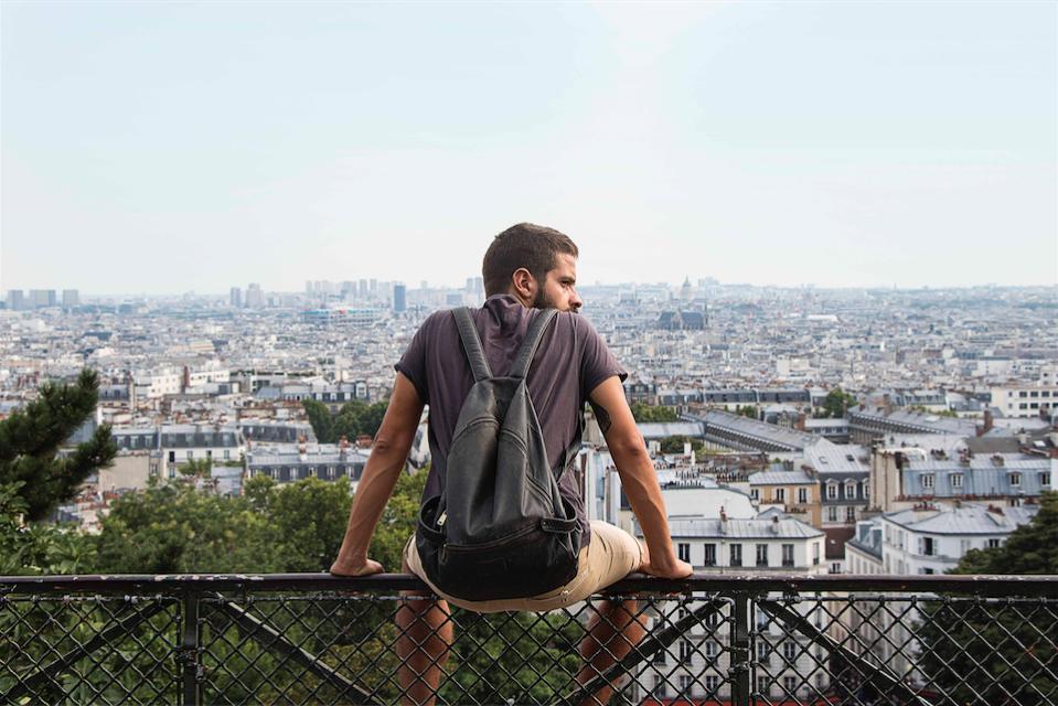 Pariz za džabe.