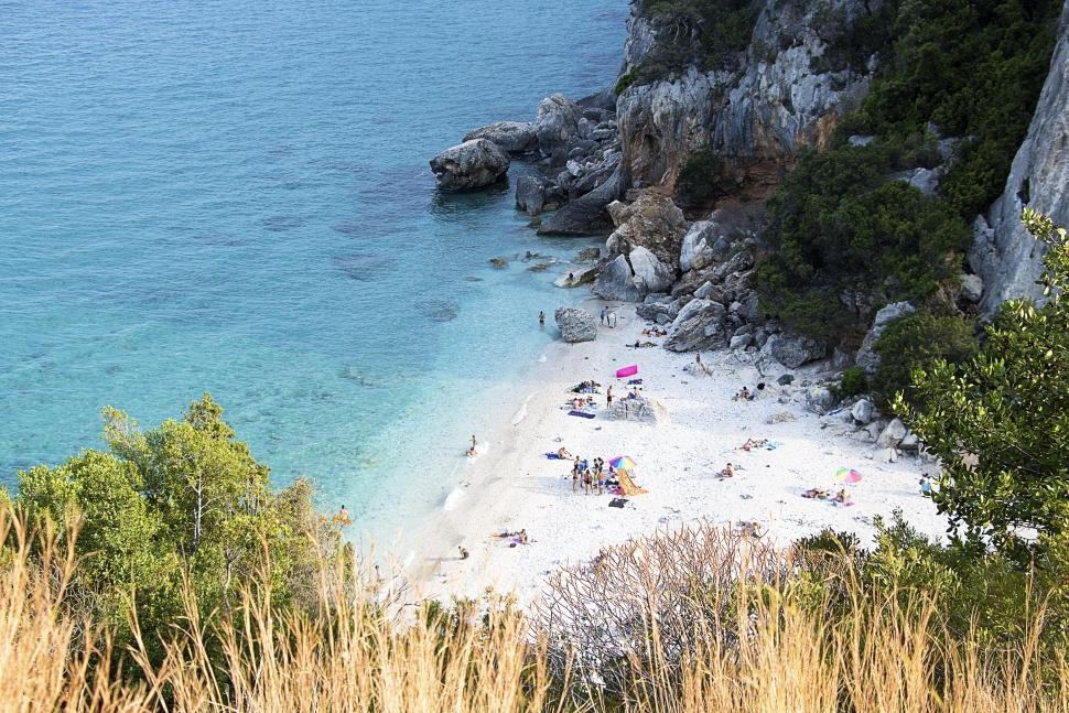 Vanlife Sardinia